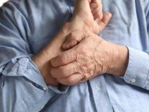 濕疹會讓患者在患處感到痕癢、且紅腫
