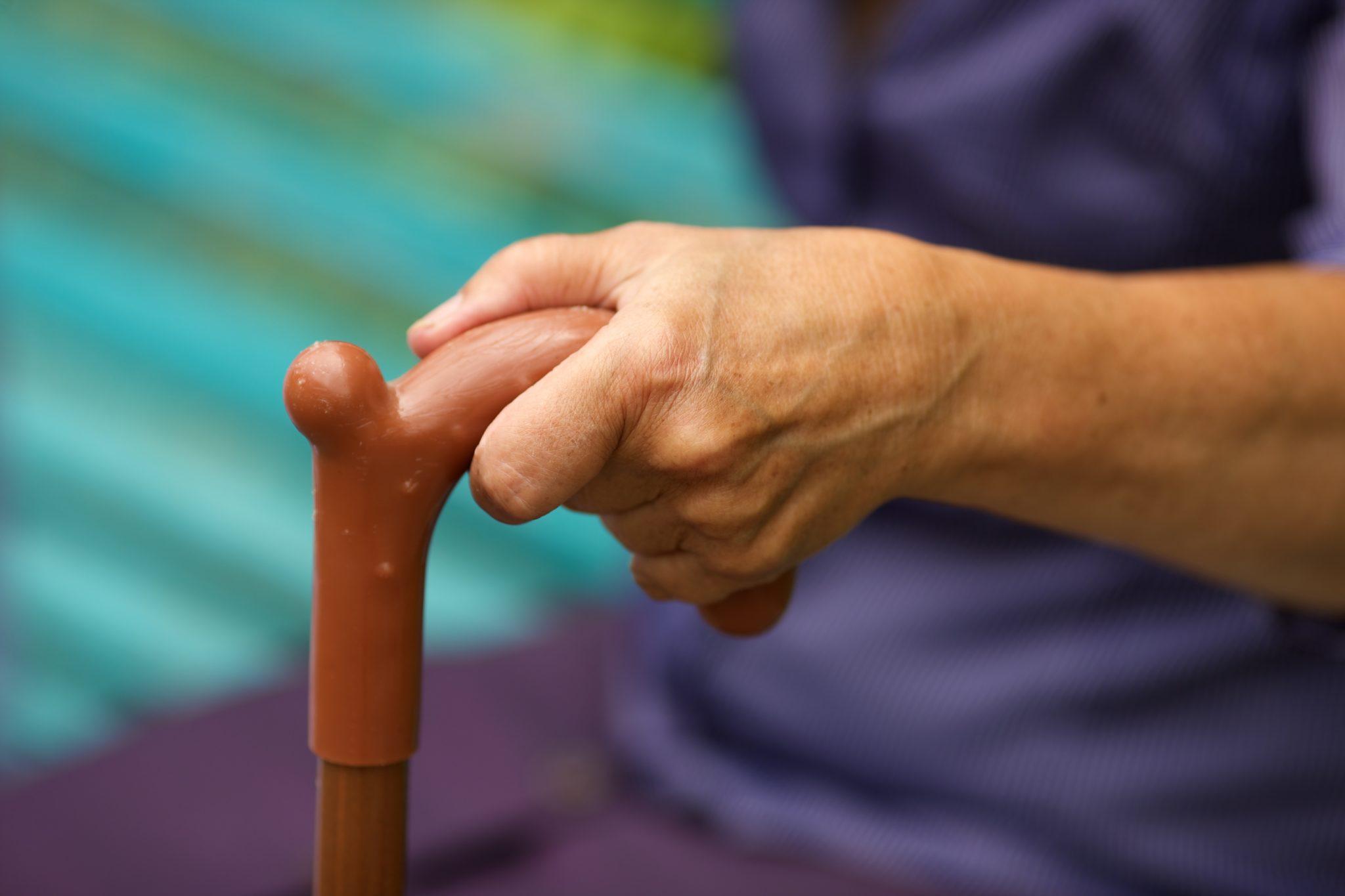 中風影響患者行動能力