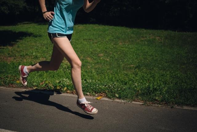 勤於做中強度的運動,可紓緩疲勞。