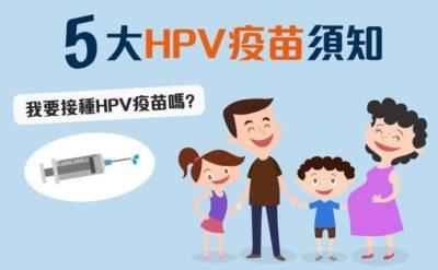 HPV疫苗 (子宮頸癌疫苗)