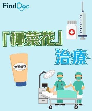 椰菜花(性病疣、生殖器疣) 治療