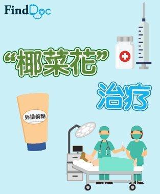 椰菜花(性病疣、生殖器疣) 治疗
