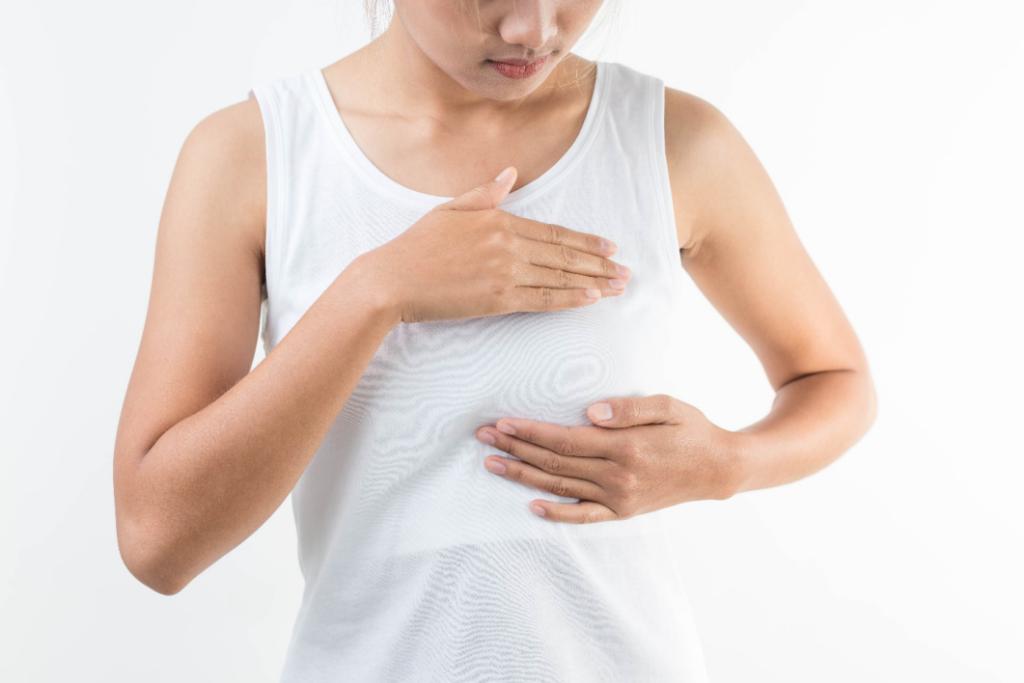 治療乳癌一定要切除乳房?