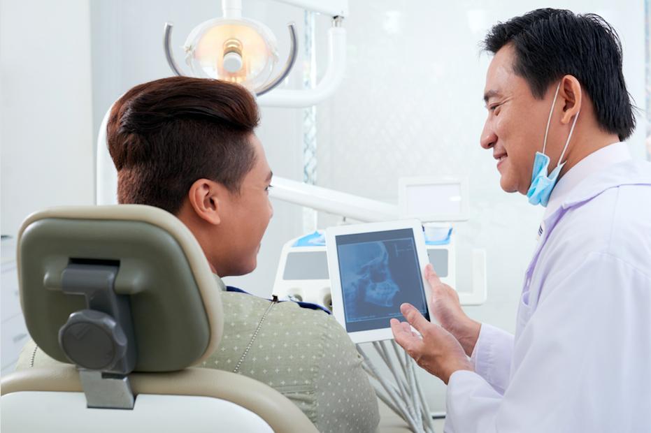 尋求牙醫專業意見方為上策